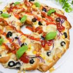 Szybka pizza na chlebie tostowym